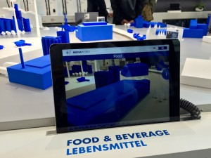 Optibelt AR Hanover Messe